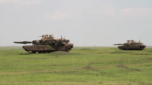 Iron Rangers conduct mounted live fire exercise