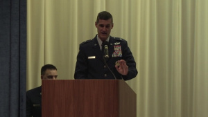 711th Human Performance Wing Change of Command