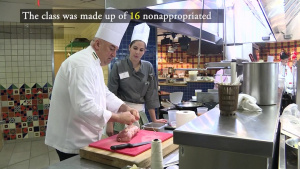 Air Force Teams Up with the Culinary Institute of America
