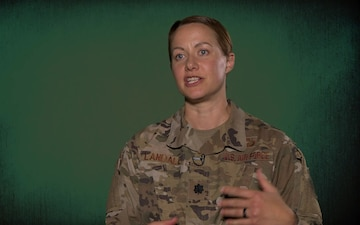 Lt Col Landale heads to Blue Horizons