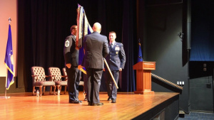 19th Airlift Wing Change of Command
