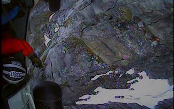 Coast Guard hoists injured climber near Juneau, Alaska