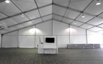 New Temporary Soft Sided Facility in Yuma, Ariz
