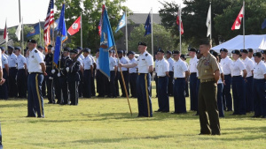 Goodfellow Air Force Base Welcomes Colonel Nazario