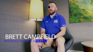 Wounded Warriors: Brett Campfield