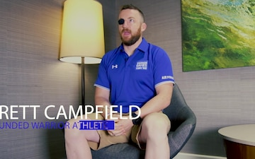 Wounded Warriors: Brett Campfield