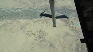 U.S. Air Force KC-10 Extender A-10s