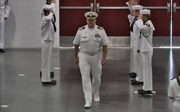 Sea Cadet Graduation at Recruit Training Command