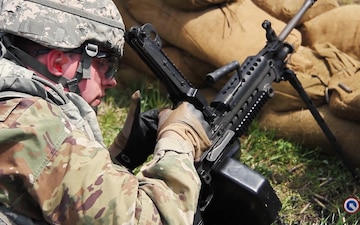 M249 Firearms Safety
