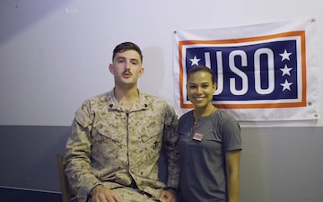 Camp Lemonnier Servicemembers USO Shoutouts