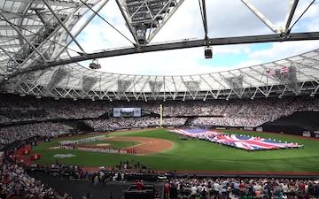 2019 MLB London Series B-Roll