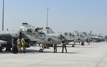 494th Fighter Squadron during Exercise Anatolian Eagle 2019