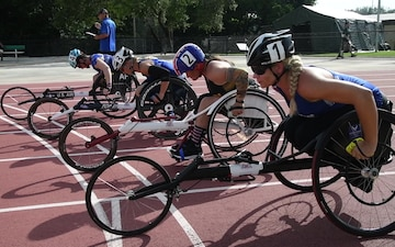 A Nomad's journey at the 2019 Warrior Games