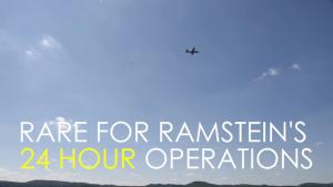 Ramstein Air Base parajumpers social media