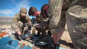 Explosive Ordnance Disposal (EOD) Range Clearance