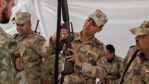 Iraq-Coalition Partnership