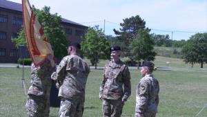 Lt. Col. Lindsey Halter Takes Command of Fort Devens Garrison