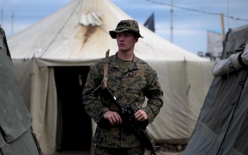 Faces of Sea Breeze: LCpl Hogan July 4th Dream Meal