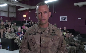 Brig. Gen. Mike Wickman - Fox Sports North, Minn. Twins