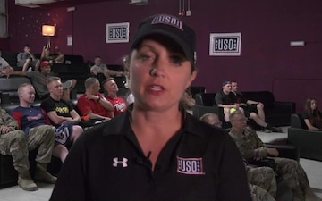 Holly Coffer, USO, Fox Sports North, Minn. Twins