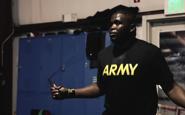 Blood, Sweat, Gloves: Soldier Punches Way to Success