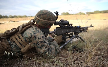 U.S. Marines Increase Interoperability with Spanish Army During Field Training Operations