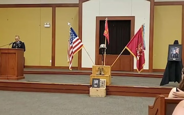 Sergeant James Gregory Johnston Memorial
