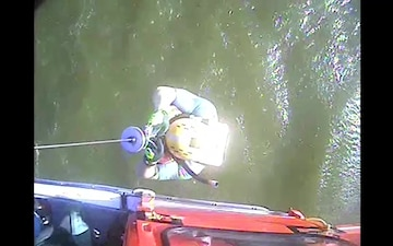 Coast Guard Rescues 2 Boaters Near Port Mansfield, Texas