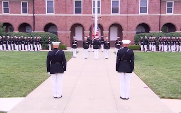 Commandant of the Marine Corps Passage of Command