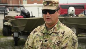 La. National Guard preps for Tropical Storm Barry