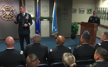 USAREC Recognition Ceremony hosted by LTG Walter Piatt, DAS