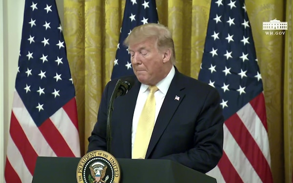 President Trump Delivers Remarks at the Presidential Social Media Summit