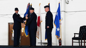 18th Wing Change of Command