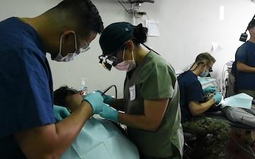 USNS Comfort Visits Peru