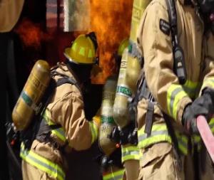 Patriot North 2019 Burn Pit Training