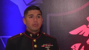 Sgt. Antonio Rubio interview 2019 Battles Won Academy