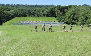 Pennsylvania Soldiers, Airmen Compete in Governor's Twenty Match to Determine Best Marksmen