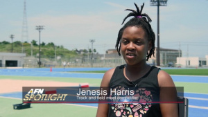Jenesis Harris (Pacific Spotlight)