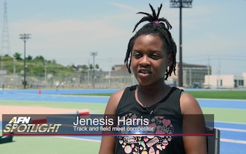 Jenesis Harris (Pacific Spotlight)