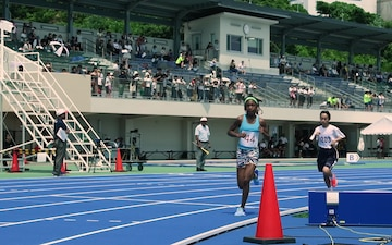 Track and Field Meet brings MCAS Iwakuni, Japanese community together (Package/Pkg)