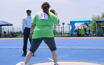 Track and Field Meet brings MCAS Iwakuni, Japanese community together (B-Roll)