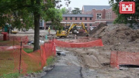USACE Buffalo District Continues Phase I at the VA Medical Center Canandaigua