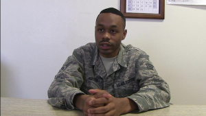 Airman Feature: Senior Airman Jesean Hayes