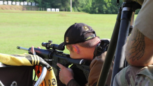 Army wins 10-man team match at Interservice Rifle Championships