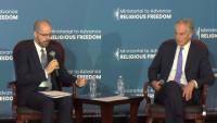 Ministerial to Advance Religious Freedom: Tony Blair