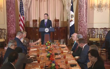 Ministerial to Advance Religious Freedom Heads of Delegation Lunch