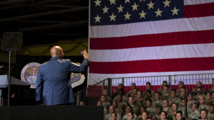 30th Space Wing welcomes Command CMSgt Hogan