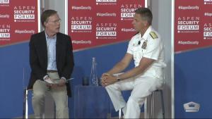 U.S. Indo-Pacific Commander Discusses China at Aspen Security Forum