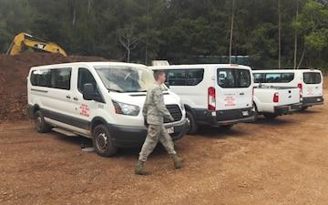 116th Vehicle Maintenance Airman supports Hawaii IRT
