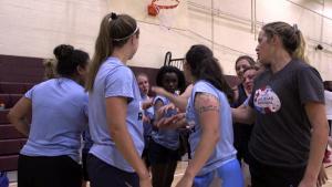 Sevens Rugby USAF Women's Team